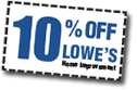 queens home inspector offers free lowes coupon with home inspection