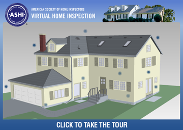 Virtual tour of queens home inspection
